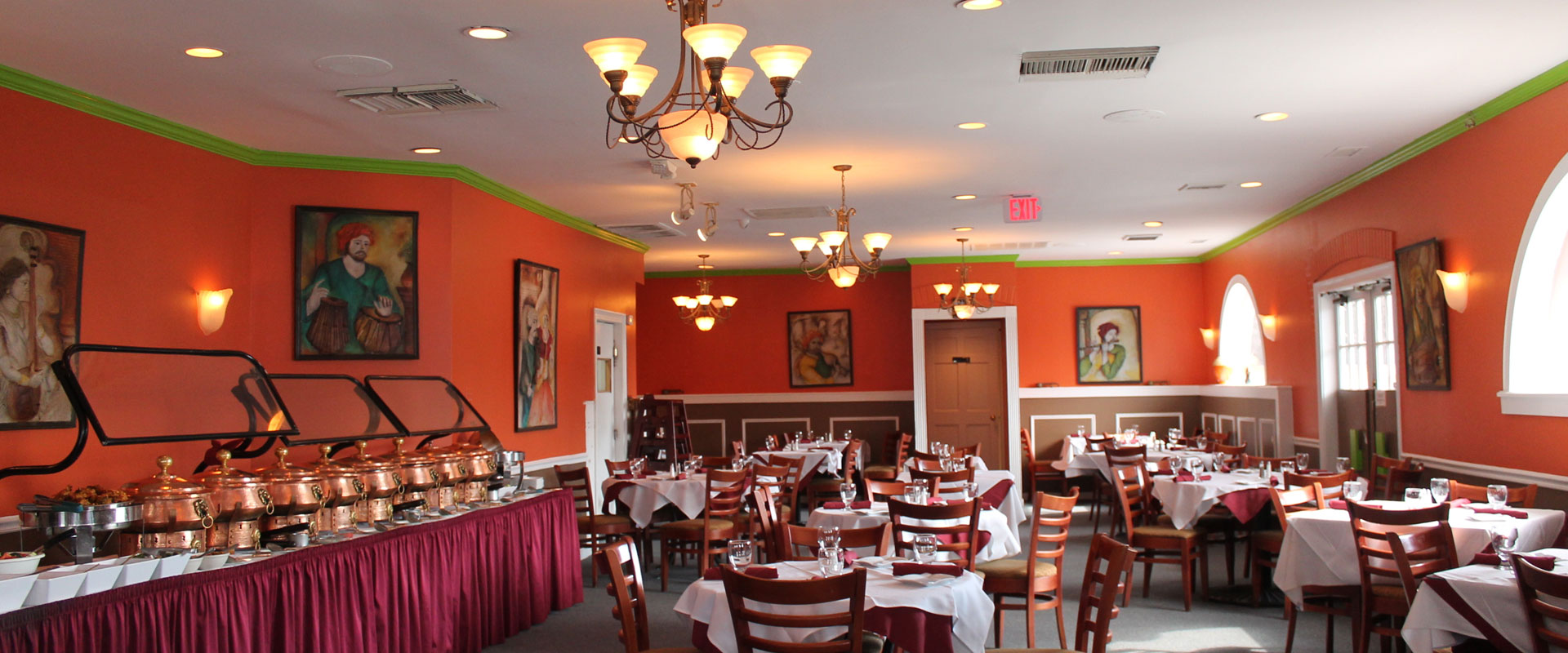 Raaga Restaurant Authentic Indian Restaurant In Falls Church